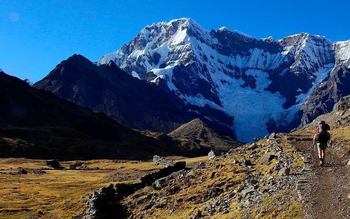 Ausangate-Glacier