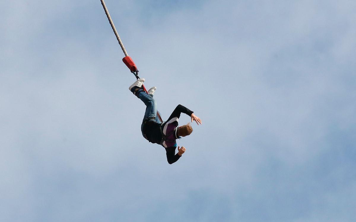 Bunge-Jumping