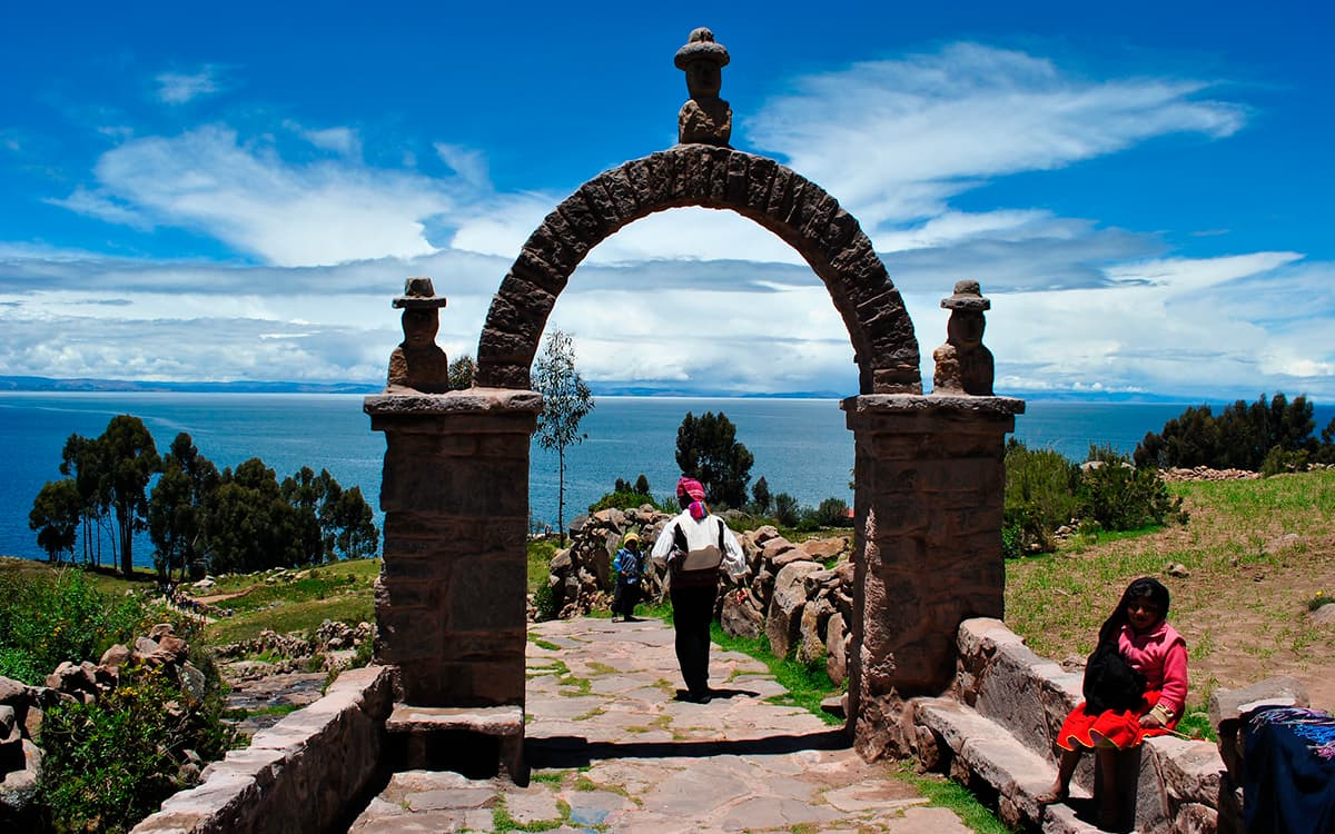 Isla-Taquile